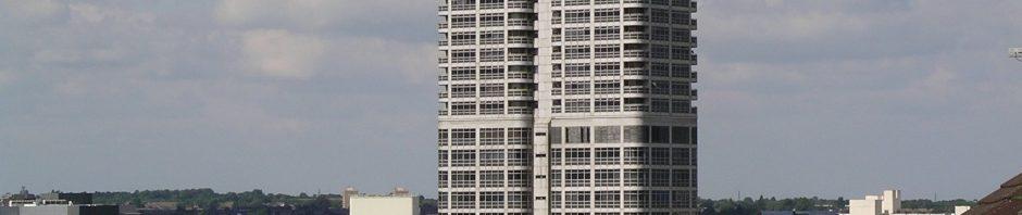 David murray john building - Swindon Civic Voice Town centre project 2020