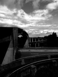 Flyover over the M4 taken by Matt Jones