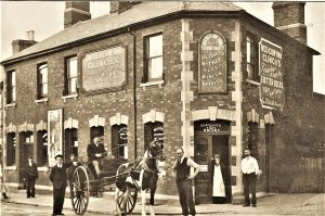 NEW RED COW PRINCESS STREET 1907