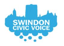Swindon Civic Voice Logo